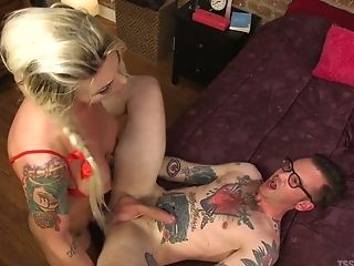 Cheerleader, Dick, Shemale, Tranny,