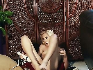 Babe, Beauty, Blonde, Exhibitionist, HD, Pussy, Sex Toys, Slut, Trimmed, Vibrator,