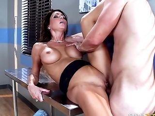Anal Sex, Clinic, Creampie, Cute, Doctor, HD, Jessica Jaymes, Milk, Teen, Young,