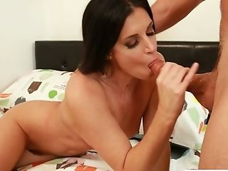 Beauty, Blowjob, Boots, Brunette, Cute, Deepthroat, Hardcore, Horny, India Summer, Slut,