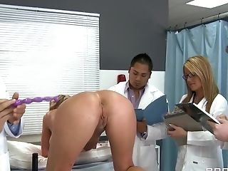 Anal Sex, Big Cock, Big Tits, Dildo, Doctor, HD, Holiday, MILF, Sex Toys,