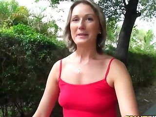 Blonde, Cougar, Cute, HD, Holiday, Mature, MILF, Misty Anderson, Money, Sexy,
