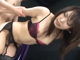 Babe, Bra, Couple, Cowgirl, Cute, Doggystyle, Handjob, Hardcore, High Heels, Japanese,