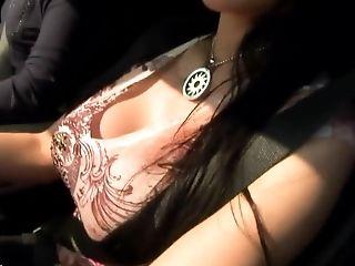 Aletta Ocean, анальный секс, большие сиськи, брюнетки, в высоком разрешении, Outdoor,