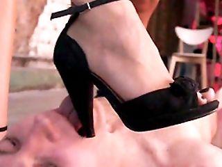 Femdom, Fetish, Foot Fetish, High Heels, Pissing, Slave, Submissive,