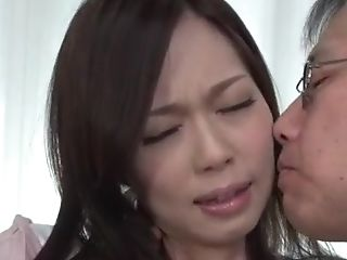 Ass, Blowjob, Couch, Creampie, Ethnic, Fingering, Hardcore, Japanese, MILF,