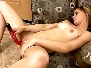 Kinky, Masturbation, Model, Natural Tits, Sex Toys, Shorts, Solo,
