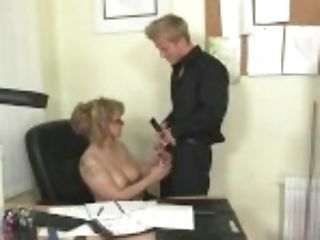 Cum Swallowing, Cute, Food, GILF, Granny, Mature, Office, Old, Pussy, Whore,