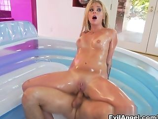 Amazing, Anal Sex, Big Ass, Madelyn Monroe, Pornstar, Tiffany Doll,