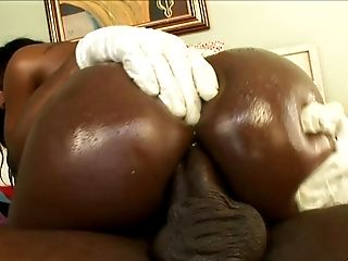 Ass, Big Black Cock, Black, Couple, Hardcore, Jada Fire, Long Hair, Mistress, Natural Tits, Oiled,