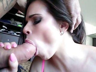 Anal Sex, Ass, Beauty, Big Tits, Blowjob, Cumshot, Cute, Fishnet, Handjob, Hardcore,