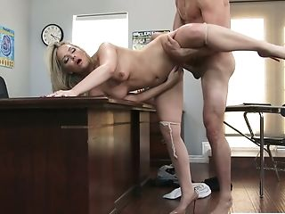 Alexis Texas, Beauty, Blonde, Blowjob, Cute, Deepthroat, Horny, MILF, Slut, Teacher,