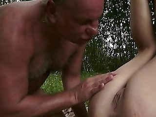 Babe, Ball Licking, Balls, Blowjob, Brunette, Choking Sex, Deepthroat, Drooling, Golden Shower, HD,
