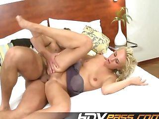 Blond, Carla Cox, Paar, Hardcore, Lange Haare, Rau, Slut,