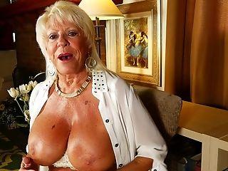 Amateur, Big Tits, Granny, Huge Tits, Mature,
