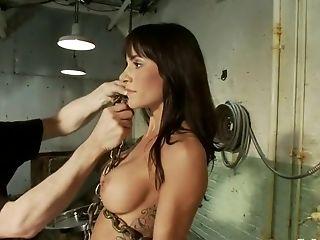 BDSM, Cherry Torn, Gia Dimarco, Haley Wilde, Hardcore,
