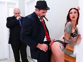 Anal Sex, Ass, Babe, Big Tits, Cheating, Cuckold, Fake Tits, Husband, Lingerie, MILF,
