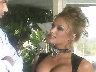 Big Tits, Blowjob, Brunette, Cunnilingus, Horny, Kristal Summers, Outdoor, Pornstar,