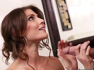 Big Tits, Blowjob, Brunette, Daddies, Girlfriend, Hardcore, HD, Jenni Lee, MILF, Skinny,