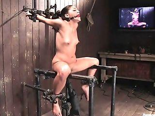 Bdsm, Máquina De Sexo, Jade Indica,