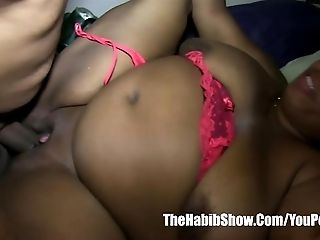 Amateur, BBW, Big Black Cock, Big Clit, Black, Ghetto,