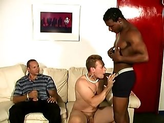 Anal Sex, Big Black Cock, Big Cock, Black, Blowjob, Brunette, Caucasian, Cumshot, Ethnic, Group Sex,