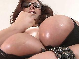 Big Tits, Brunette, Eva Notty, Gangbang, Glasses, Hardcore, HD, Huge Tits, MILF, Party,