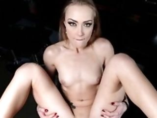 Babe, Bar, Blonde, Blowjob, Boobless, Fucking, Hardcore, Long Legs, Pussy, Shaved Pussy,