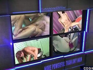 BDSM, Bondage, Cute, Dildo, Electrified, Moaning, Wax,