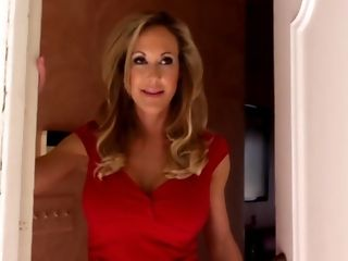 Blonde, Blowjob, Brandi Love, Cougar, MILF, Pornstar, Story, White,