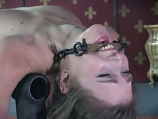 Ashley Lane, BDSM, Bondage, Masturbation, Pussy, Rough,