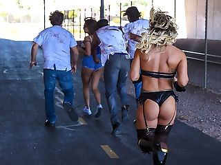 Amazing, Babe, Big Tits, Black, Blonde, Blowjob, Brunette, Cosplay, Facial, Felching,