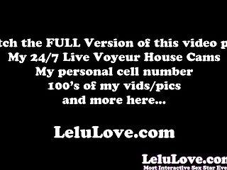 Amateur, Clamp, Feet, Foot Fetish, HD, Joi, Lelu Love, Masturbation,