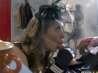 Big Cock, Bizarre, Blowjob, Chanel Preston, Condom, Dick, Hardcore, HD, Huge Cock, Mature,