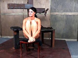Anal Sex, BDSM, Beauty, Bondage, Brunette, Fetish, Rough, Torture,