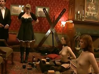BDSM, Boots, Fetish, Group Sex, Iona Grace, Lilla Katt, Nerine Mechanique,