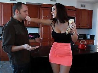 American, Babe, Blowjob, Brunette, Jayden Jaymes, MILF, Pornstar, Story, White, Wife,