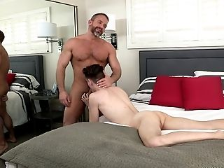 Big Cock, Blowjob, Daddies, HD, Old And Young, Seduction, Twink,