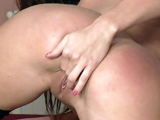 Babe, Boobless, Brunette, European, Fucking, HD, Lauryn May, Masturbation, Sex Toys, Shaved Pussy,