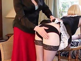 Ass, BDSM, Blonde, Bondage, Crossdressing, Fetish, Lingerie, Mistress, Slap, Spanking,