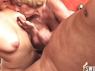 Amateur, German, Granny, Mature, Threesome,